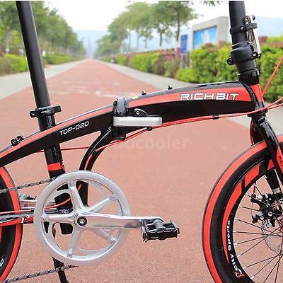 20-Folding-Bike-7-Speed-Bicycle-Fold-Storage-BLACK-School-Sports-Shimano-A55W-0-4