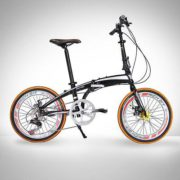 20-Folding-Bike-7-Speed-Bicycle-Fold-Storage-School-Sports-City-Commuter-A-X6Q2-0-3