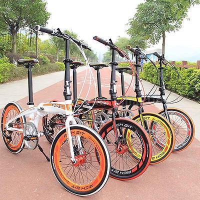 20-Folding-Bike-7-Speed-Bicycle-Fold-Storage-School-Sports-city-Shimano-AR-U8K4-0-0