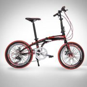 20-Folding-Bike-7-Speed-Bicycle-Fold-Storage-School-Sports-city-Shimano-B2I6-0-1