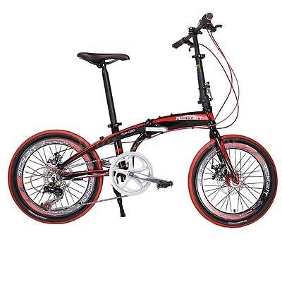 20-Folding-Bike-7-Speed-Bicycle-Fold-Storage-School-Sports-city-Shimano-B2I6-0-2