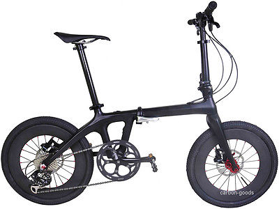 20-Folding-Bike-Road-Bicycle-Shimano-10-Speed-Disc-Brake-only-1018kg-full-bike-0