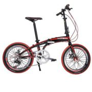 Lightweight-20-Folding-Bike-7-Speed-Bicycle-Storage-College-School-Sport-BB-0-2