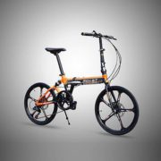 New-20-Folding-Bike-7-Speed-Fold-Storage-School-College-Bicycle-Sports-7FW1-0-7