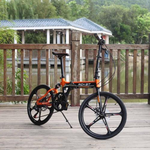 New-20-Folding-Bike-7-Speed-Fold-Storage-School-College-Bicycle-Sports-7FW1-0