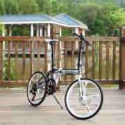 TOP-023-20-Folding-Bike-7-Speed-Bicycle-Fold-Storage-School-Sports-7DK0-0-1