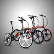TOP-023-20-Folding-Bike-7-Speed-Bicycle-Fold-Storage-School-Sports-7DK0-0