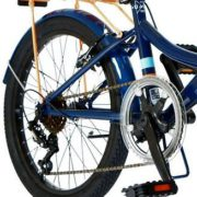Universal-Wayfarer-20-Folding-Bike-Blue-or-White-1-Year-Manufacturer-Warranty-0-5
