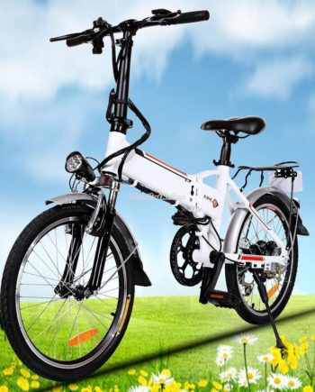 187-Wheel-Aluminum-Alloy-Electric-Folding-Mountain-Bike-Lithium-Battery-35kmh-0