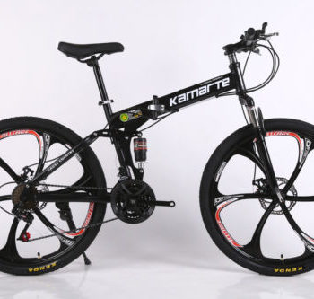 26-Folding-Mountain-Bike-21-Speed-MTB-Bicycle-Shimano-Foldable-Bike-Road-Travel-0