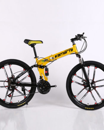 26inch-10-knife-wheel-folding-mountain-bike-21-speed-Two-disc-brake-bicycle-0