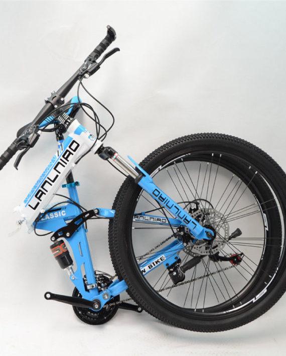 Folding-Mountain-Bike-21-Speed-Double-Damping-6-Knife-Wheel-and-3-knife-26inch-0-4