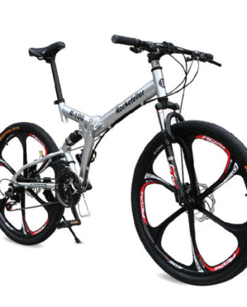 NEW-26-inch-folding-mountain-bike-21-speed-double-disc-brakes-Road-Bike-EU-stock-0