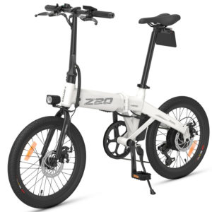 20inch Folding Bike Mountain Electric Bicycle E-Bike Removable Battery EU Z9A3