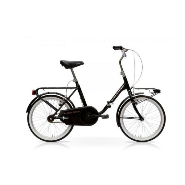 Folding Bike vintage 20 Black Mercurius Folding Italian Bike Fahrradfra