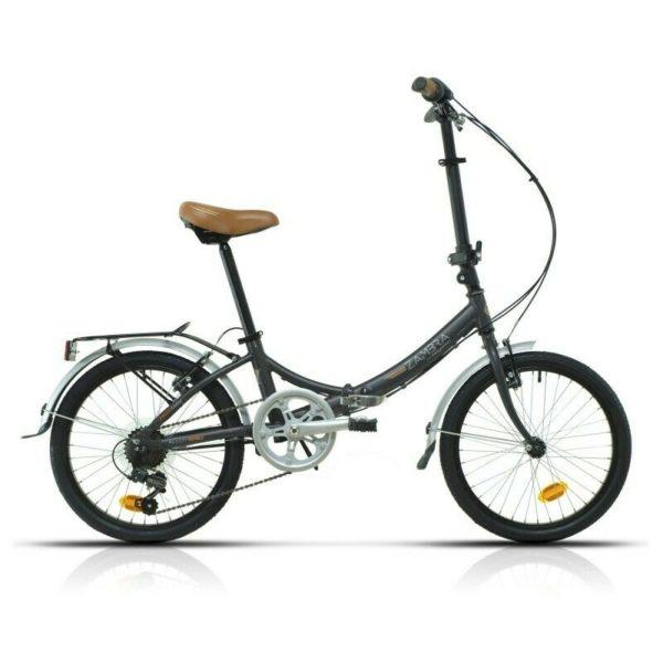 Megamo Folding Bike Aluminum Zambra