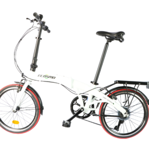 "Ecosmo 20"" Wheel Lightweight Aluminium Folding Bicycle Bike 7 SP,11.5kg- 20AF09W"