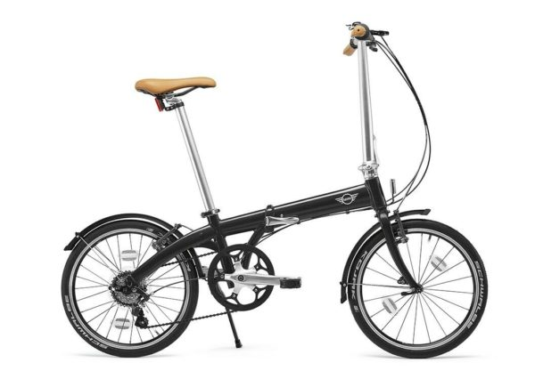 Original MINI Folding Bike Folding Bicycle New Wheel Bicycle Style 80912454881