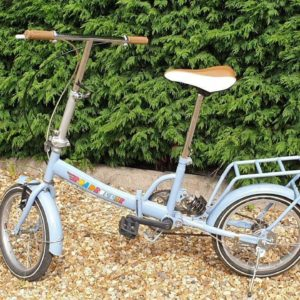 Roadrunner Folding Bicycle Iconic Fold-Up Bike Designed By Wayne Hemingway