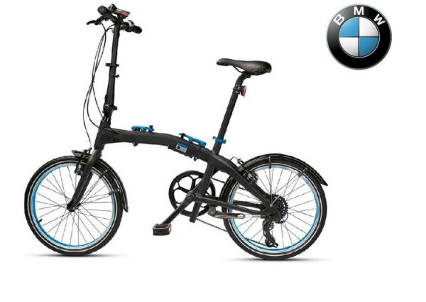 Original BMW Collapsible Tire Folding Bike New 80912447964 2447964