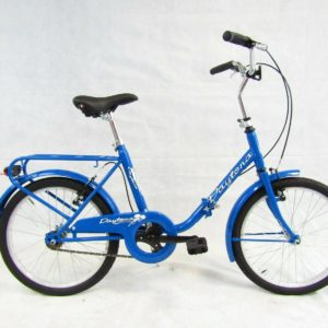 Folding Bike Mens Walk Man Woman 20 Graziella Carbike