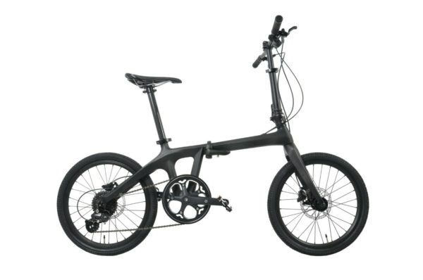 "2020 complete bike Disc brake 20""  406 Carbon Folding Bike 10-speed"
