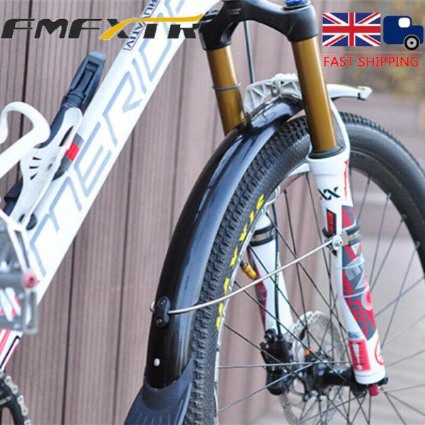 "700C/20/26/27.5/29""Bike Fender Front&Rear Durable MTB/Road/Folding Bike Mudguard"