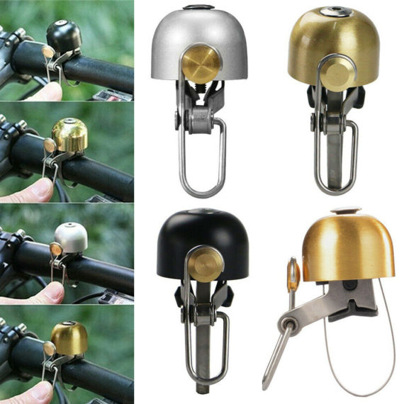 Retro Bicycle Riding Cycling New Bell Folding Bike Bell Bell Horn Mountain Bike
