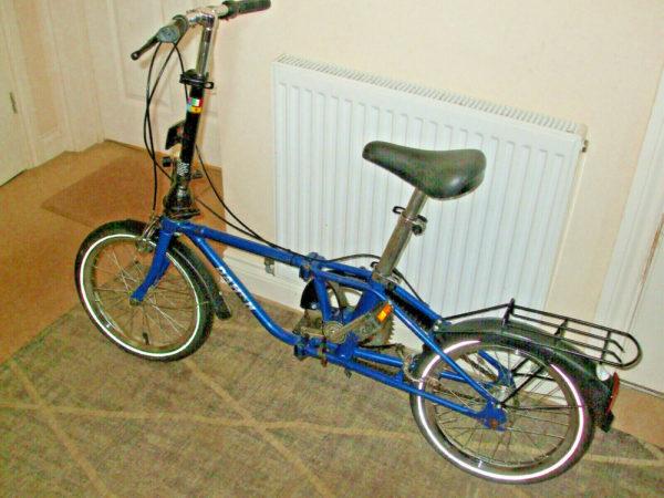 Dahon Classic III EP203 Folding Bicycle 1994 Bike Recently Serviced