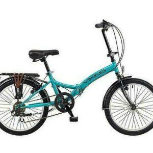 Viking Metropolis 20 Inch Wheel 6 Speed Folding Bike