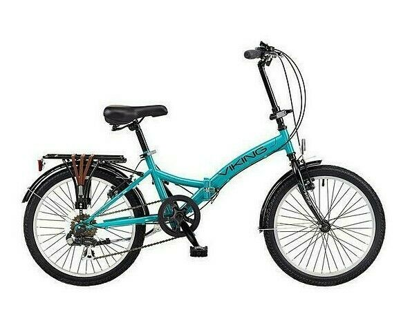 Viking Metropolis 20 Inch Wheel 6 Speed Folding Bike