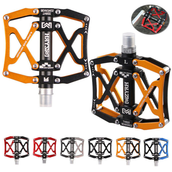 Sealed 3 Bearing Pedals CNC Cycling Mountain Folding Bike Accessory Components