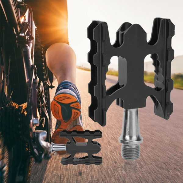 Aluminium Alloy Ultralight Bicycle Bearing Pedal Replacement for Folding Bike