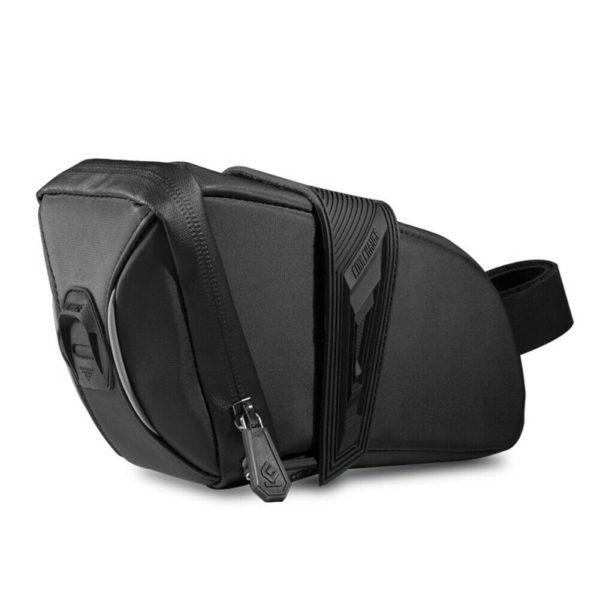 1 X Bicycle Bag Cushion Folding Bicycle Bag Bike Back Seat Bag Black New