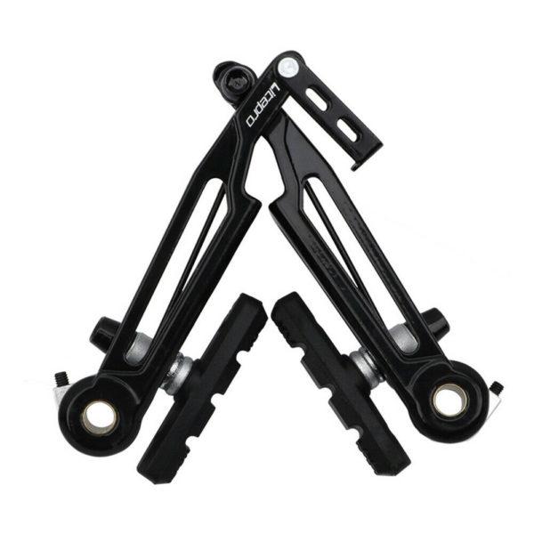 Folding Bicycle Brakes V Brake Black 14-16in Aluminum alloy Hot sale Useful