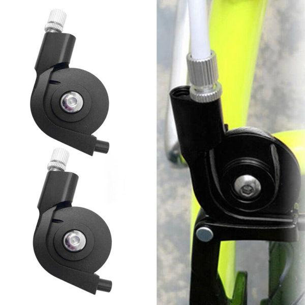 2x Road Bike Folding Bicycle V Brake Converter Adapter Rapid Braking Device Part