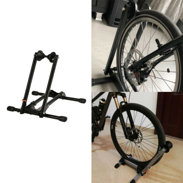 Folding Bike Rack Holder Bike Storage Rack Tool