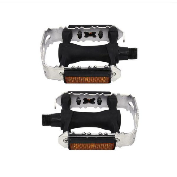 1Pair Anti-slip Bearing Pedals Bicycle Parts for MTB Road Bike Folding Bike B3