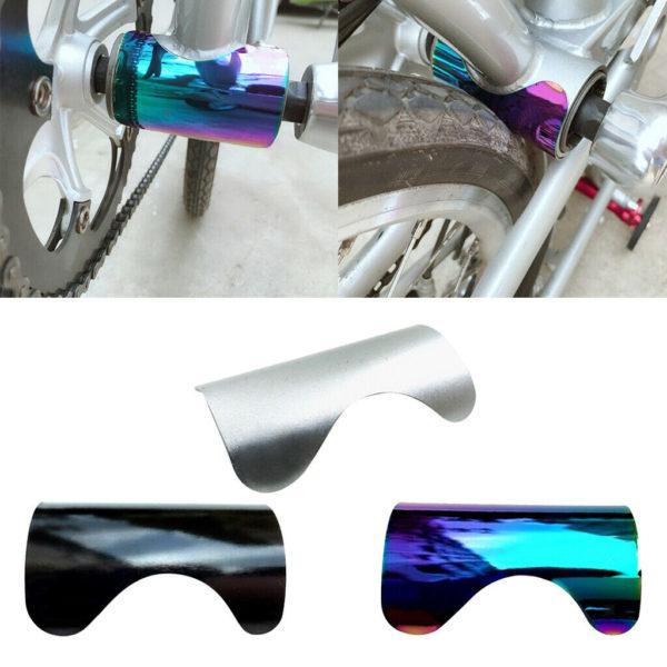 Folding Bike BB Frame Protector Bicycle Bottom Bracket Sticker Tape for Brompton