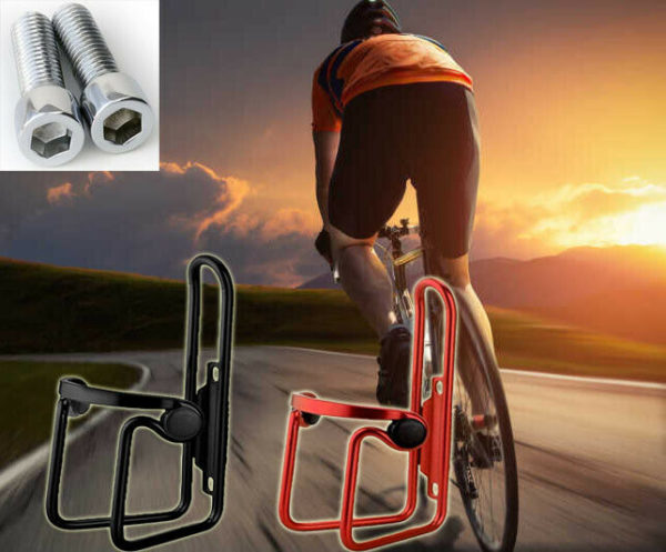 Aluminum Cycling Water Holder Bottle Cage Mountain Folding Bicycle Accessories