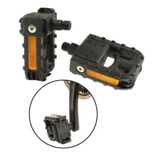 1 Pair Folding Bike Pedal Cycling Mountain Bicycle Pedals High Strength