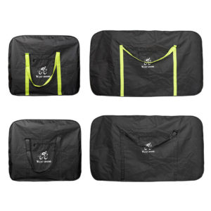 WEST BIKING Folding Bike Storage Carry Bags Large Capacity Bicycle Handbags