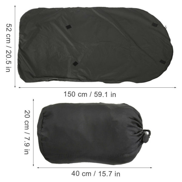 26 Inch Bicycle Loading Bag Portable Waterproof Bicycle Bracket Folding Bicycle