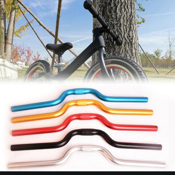 Alloy Bicycle Handle Bar 25.4mm Bicycle MTB/Road/Folding Bike Handlebar 520mm