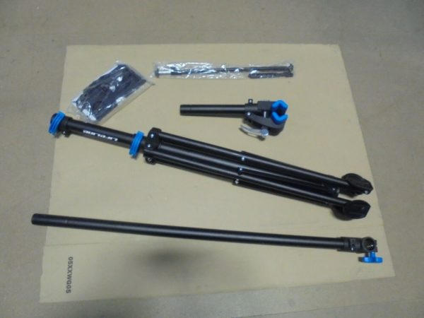 LifeLine Folding Bike Workstand ONE SIZE BLACK )