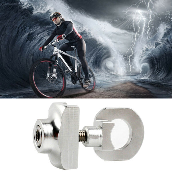 Folding Bicycle Chain Tensioner Aluminum Alloy Bicycle Chain Tensioner