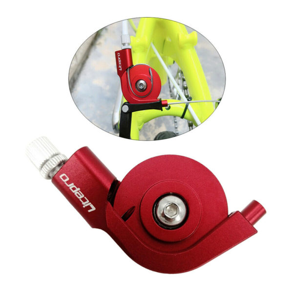 Folding Bike Bicycle V Brake Adapter Converter to Caliper Replacements Red