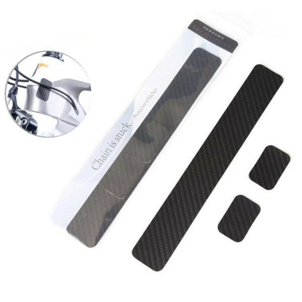 Sticker Folding bike wire tube protection chain sticker Scratch resistant