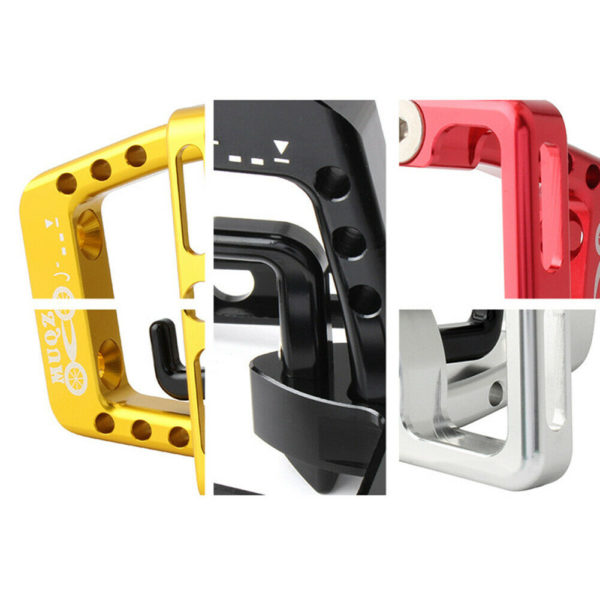 Alloy Bicycle Front Carrier Block Holder Bracket For Brompton Folding Bike-UK