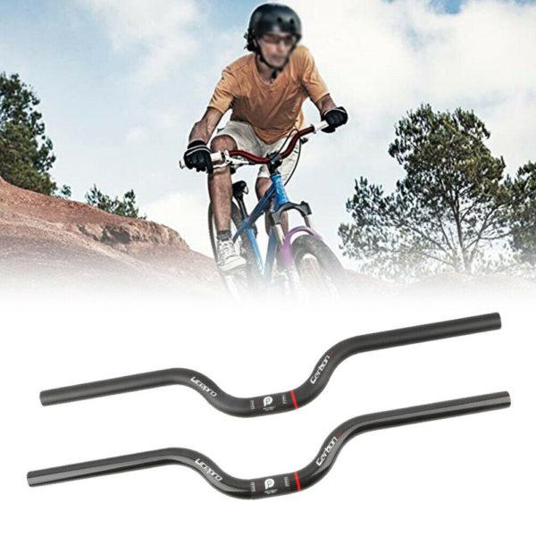 Folding Bike Handlebar Bicycle Handlebar Horizontal Durable Practical New